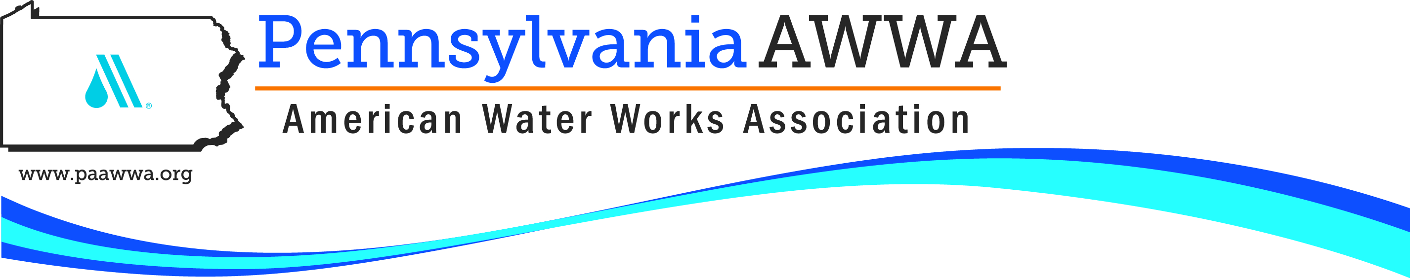 Image result for pennsylvania section awwa logo