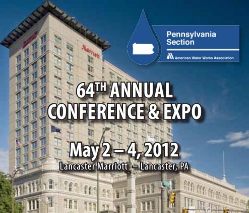2012 PA AWWA Conference Presentations