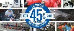 LB Water Logo