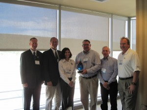 Chester Water Authority Honored for attaining Phase IV Status