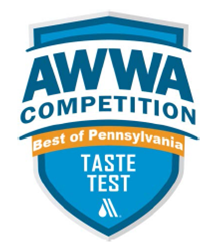 """Best Tasting Tap Water in Pennsylvania"" competition ... 