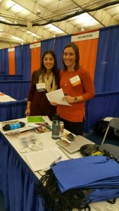 Bucknell University Career Fair Photo