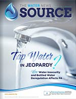 The Water News Source Cover